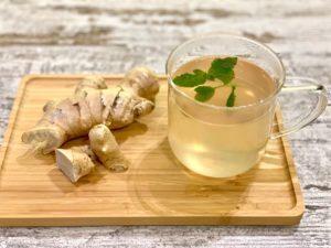 Voordelen van gember thee